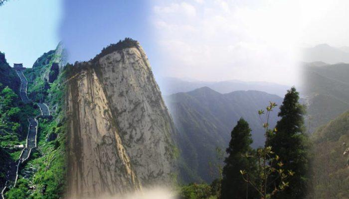 Пять великих гор Китая
