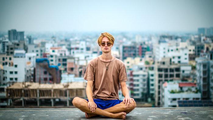 медитация, стресс