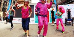 Зумба фитнес — легкий способ держать себя в форме