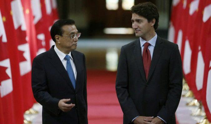Китайский премьер в Канаде выступил в защиту смертной казни