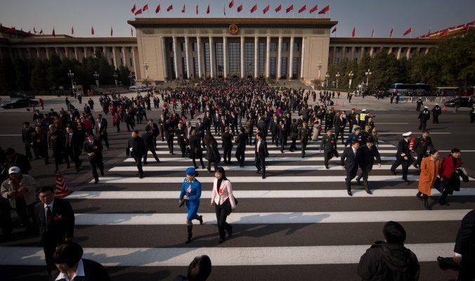 В китайских соцсетях говорят о возможной президентской системе