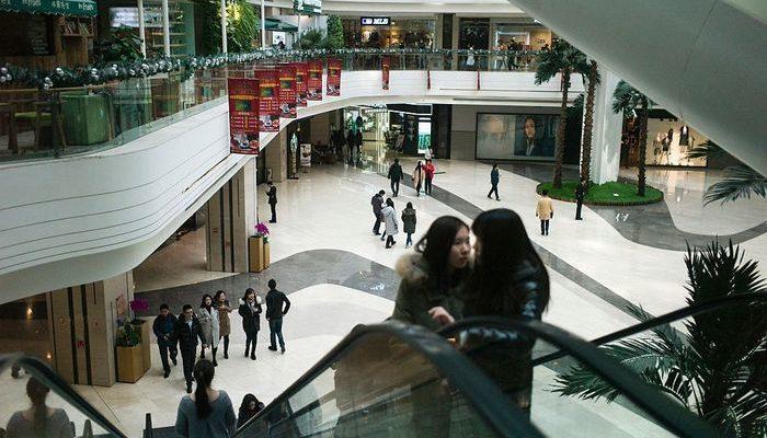 Популярность торговых центров падает, их теснят интернет-магазины