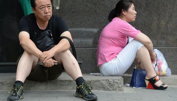 Китайские вузы открыли «палатки любви» (видео)