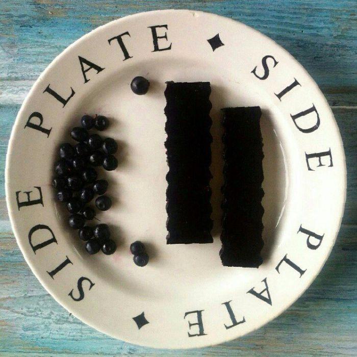 Самый чёрный мармелад из черники. Фото предоставлено фабрикой «Сёстры Грин»