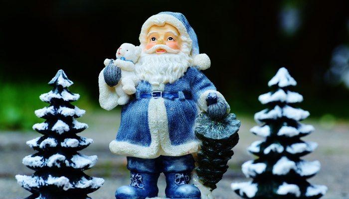 Дед Мороз — новогодний любимец взрослых и детей