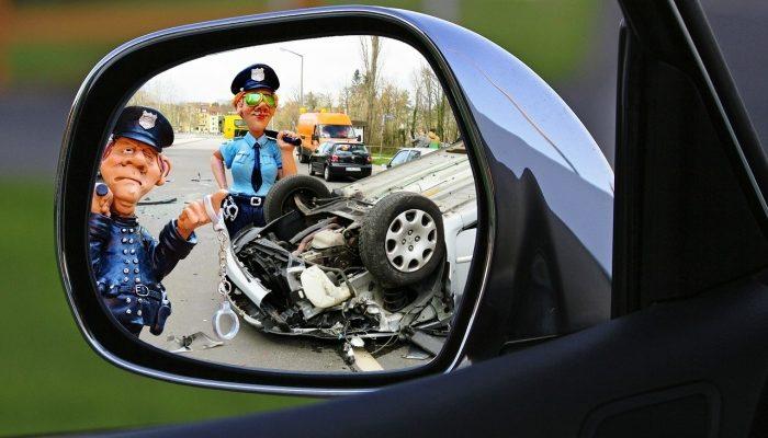 Что делать, если вы попали в аварию?