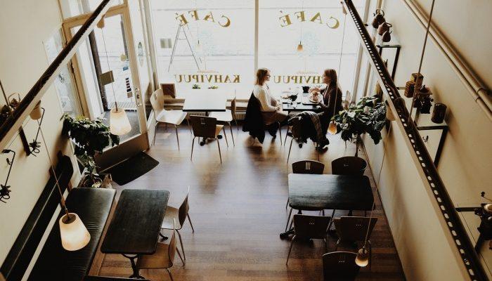 Мебель для кафе: современные тенденции