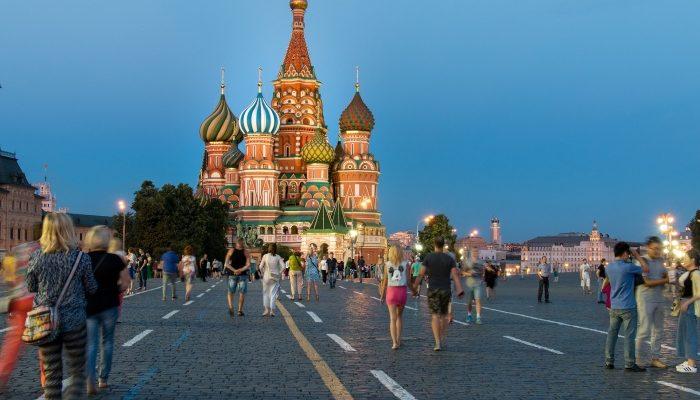Москва и её легенды