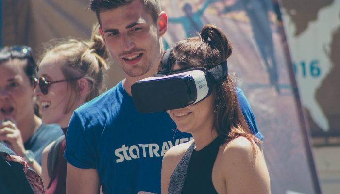 Виртуальная реальность — огромный шаг в будущее