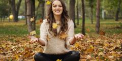 Не грустите осенью и защититесь от депрессии