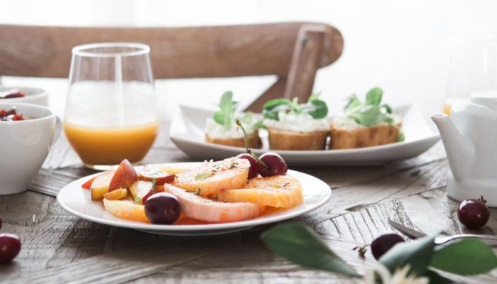 7 идей для полезного завтрака. Такой вы не проспите