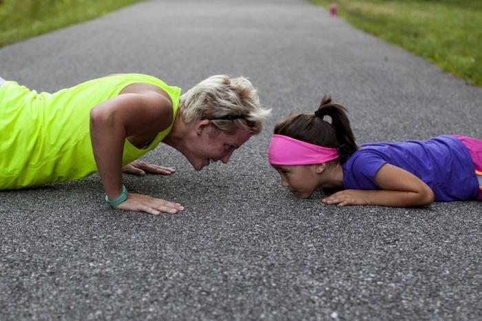 Домашняя табата тренировка для девушек на мышцы всего тела