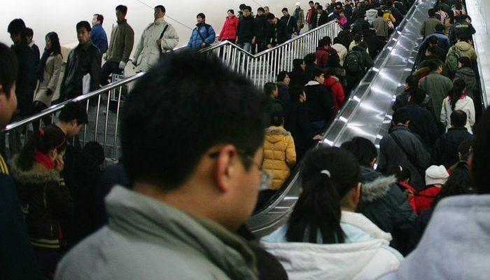 В Китае открылся самый длинный в мире эскалатор. Так ли это?