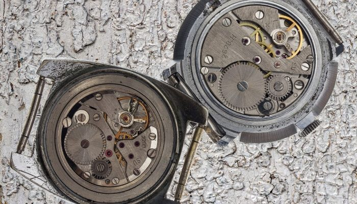 Наручные часы и принцип их работы
