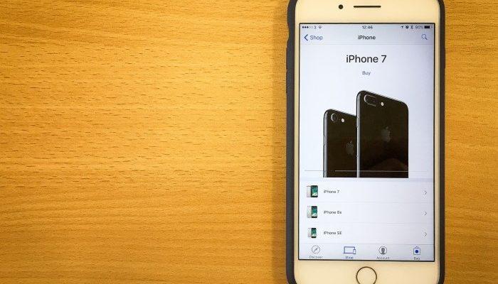 В России стартовали продажи нового iPhone 7