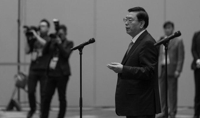 Компартия Китая раскритиковала руководство Управления по делам Гонконга и Макао