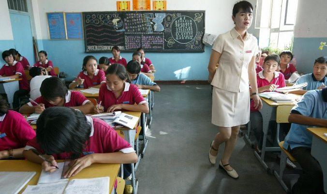 В Китае запретили вовлекать детей в религию