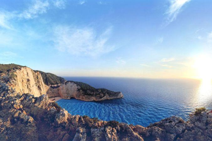 греция, море
