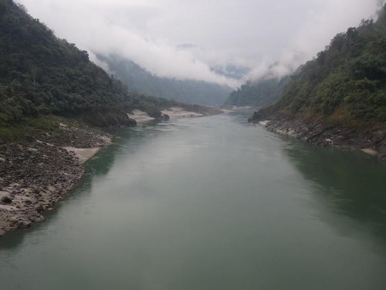 Река Сианг