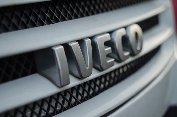 Запчасти от итальянского бренда «Ивеко»