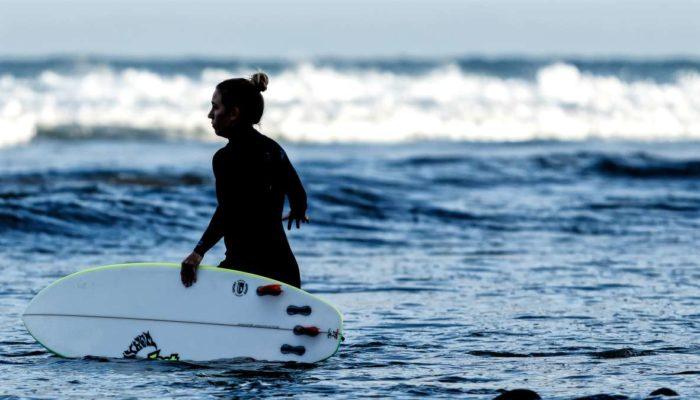 X-SURF — необычный способ развить мышцы кора
