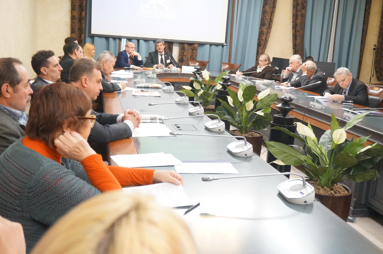 На XI Международном форуме InterSecurityForum-2016 в Общественной палате РФ. Фото: Ульяна Ким/Великая Эпоха