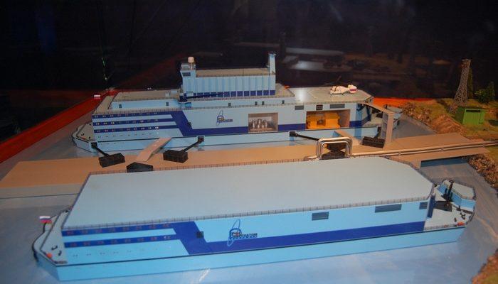 Китай построит свою первую плавучую АЭС