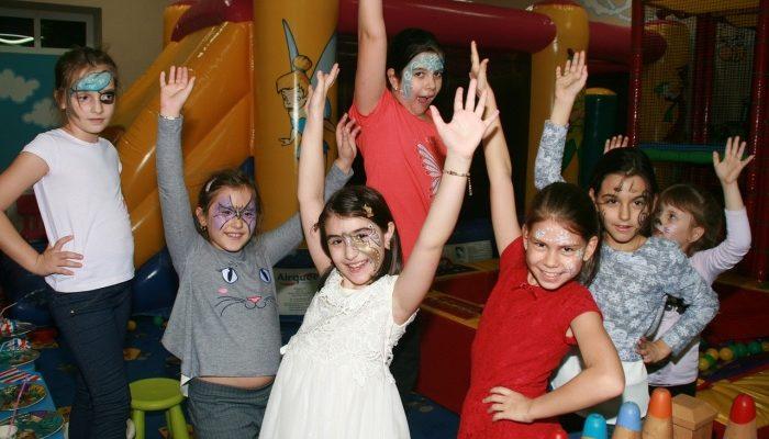 Секция самообороны в детском центре «Гиппо»