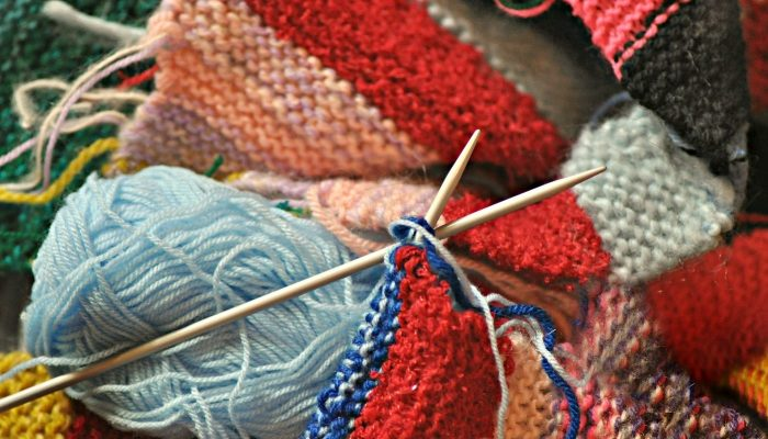 Вязание снова набирает популярность