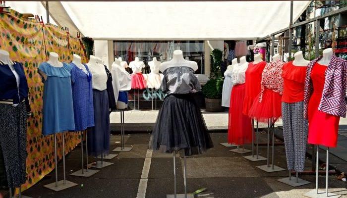 Оптовая покупка модной одежды