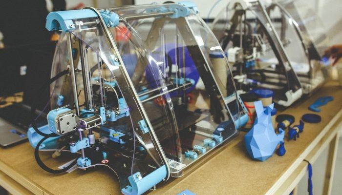 3D-принтеры с экструдерами