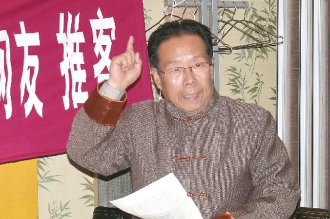 Синь Цзылин, бывший китайский оборонщик. Фото: Apollo Net