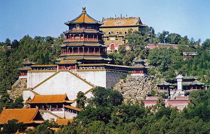 Пагода Лэйфэн в Ханчжоу, Китай. Фото: Wikipedia
