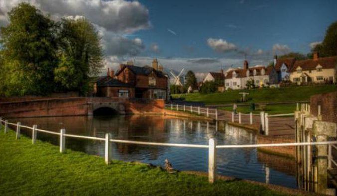Кидлингтон в Оксфордшире, Англия. Фото: markseton/Flickr, CC BY-NC