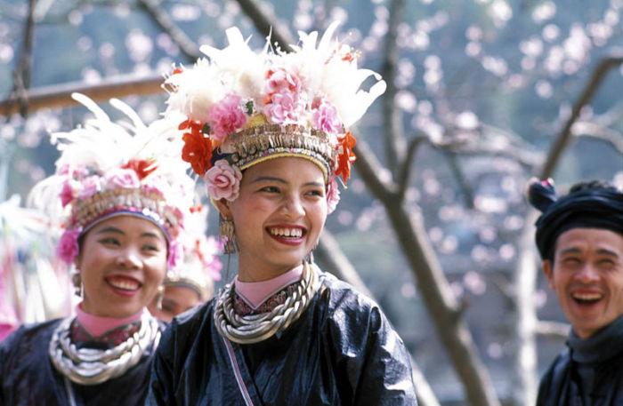 Дунцы, китайская этническая группа. Фото: Wikipedia Commons