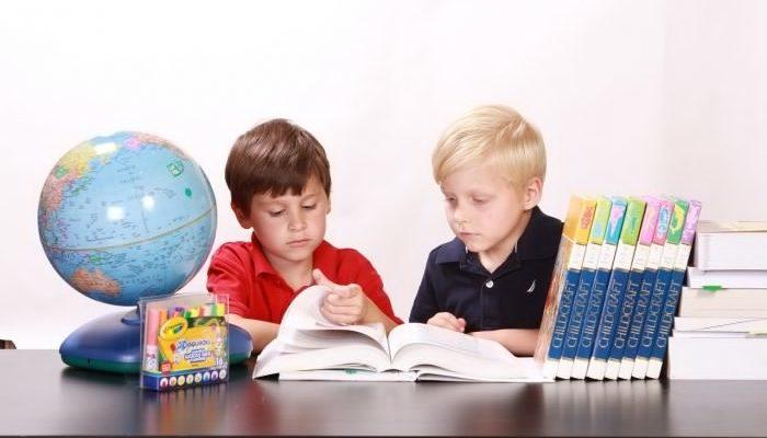 Как увлечь ребёнка английским