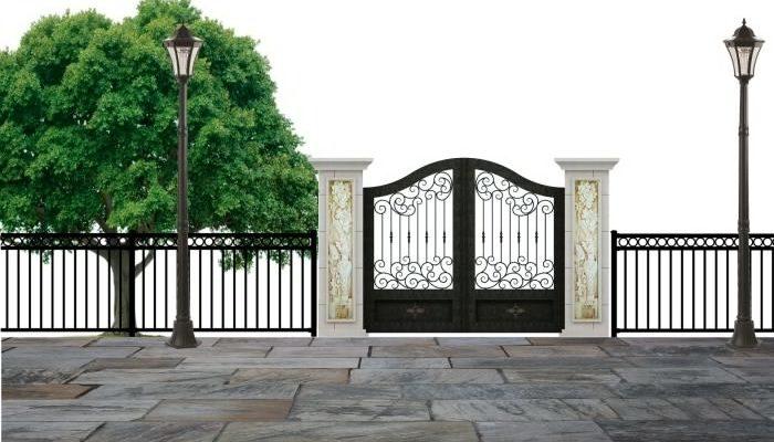Какими бывают ворота