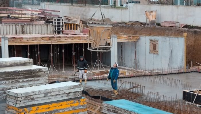Современные технологии позволяют увеличить темпы строительства