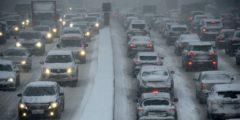Москвичи оценили дорожно-транспортную ситуацию в столице