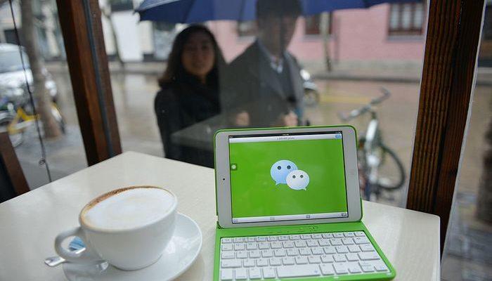 Глава Сбербанка предпочитает китайскую соцсеть WeChat