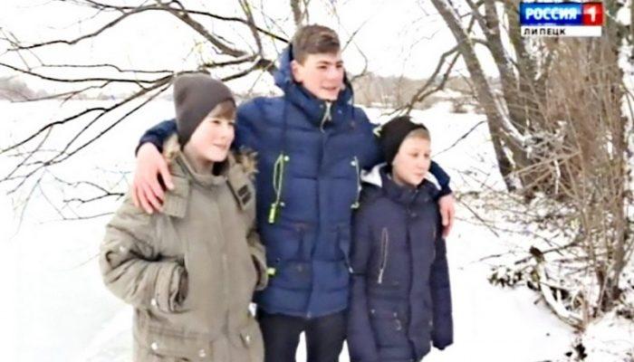 9-классник спас 2 мальчишек, провалившихся под лёд. «Я только боялся, что если они утонут — то всё»