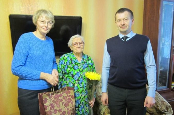 пенсионерка, бабушка, секрет