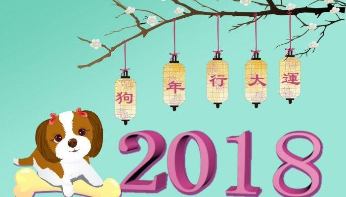 Китайский Новый год 2018. Чего ждать от Жёлтой Собаки?
