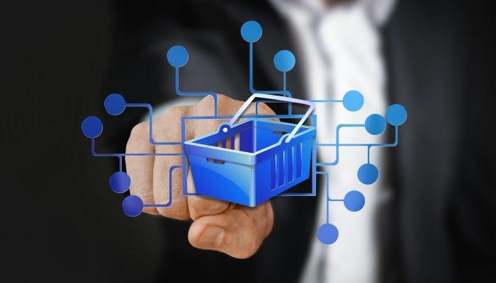 Онлайн-шоппинг набирает популярность