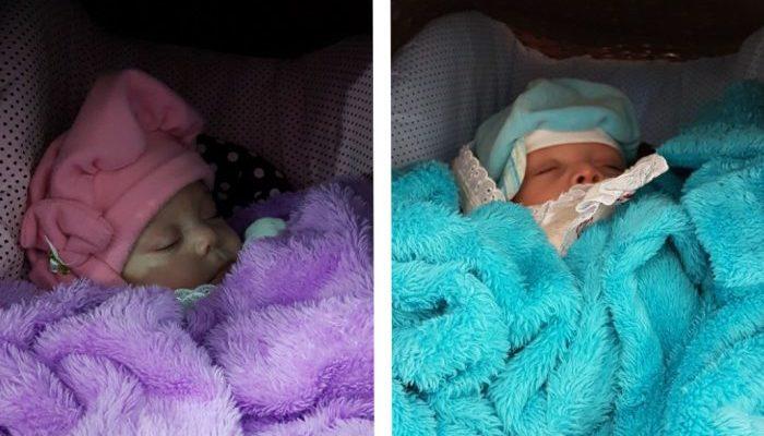 Беременная женщина умерла, но её тело продолжало функционировать. Через 123 дня родились дети!