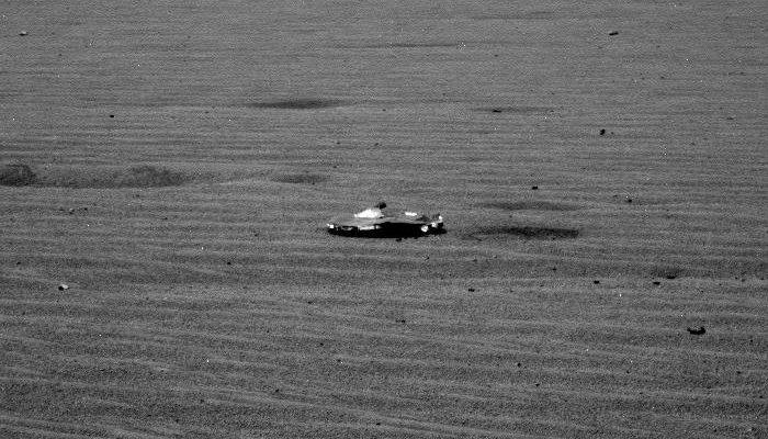 Загадочный объект на Марсе — что это? НАСА даёт ответ