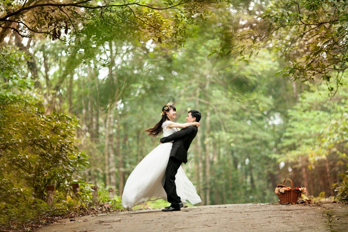 Невеста пожелала, чтобы свадьба закончилась в больнице