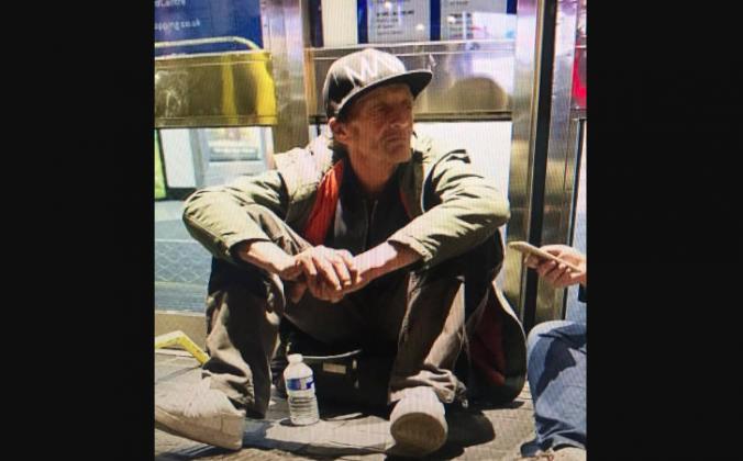бродяги, дети, бездомный
