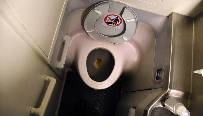 Курьёз в воздухе. 85 сантехников на борту самолёта не смогли починить туалет!