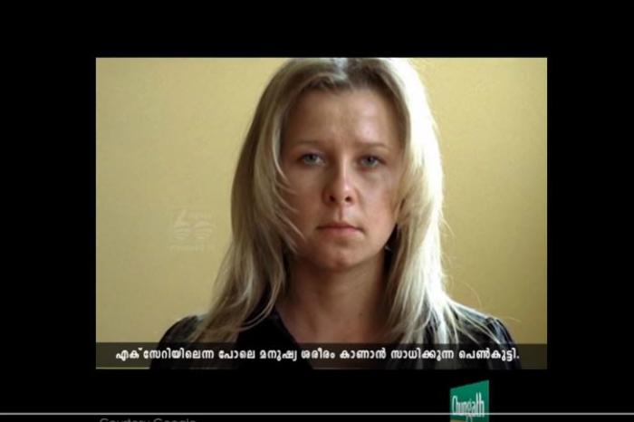 Учёные стоя аплодировали девочке-рентгену из Саранска